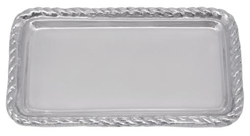 Mariposa Statement Trays High Seas Rope Statement Tray $29.00