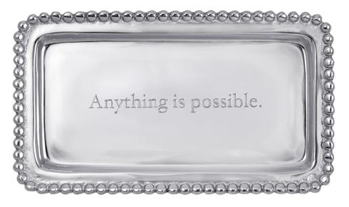 $39.00 Anything Is Possible Beaded
