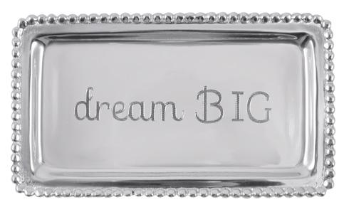$27.30 Dream Big Beaded Tray