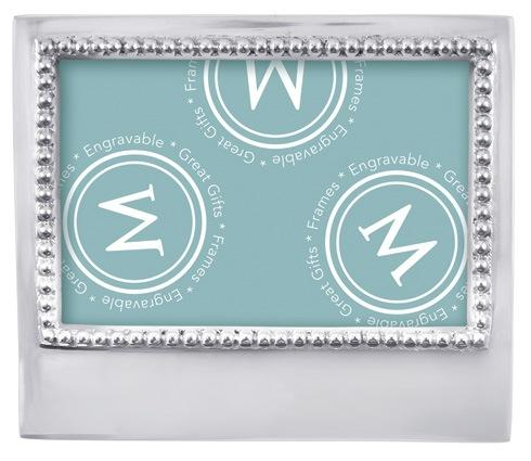 $39.00 Beaded 4X6 Statement Frame