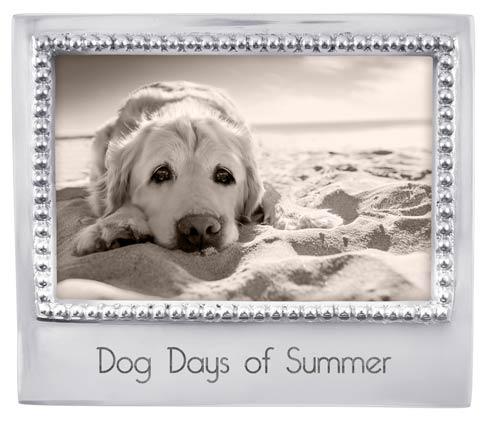 $49.00 Dog Days of Summer 4x6 Statement Frame