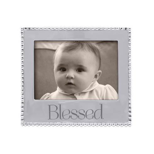 $69.00 Blessed Beaded 5X7 Frame