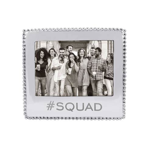 $69.00 #SQUAD Beaded 5x7 Statement Frame