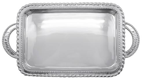 Mariposa Serving Trays and More Meridian Meridian Medium Service Tray $98.00