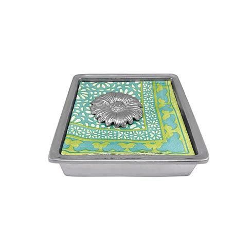 $49.00 Daisy Signature Napkin Box