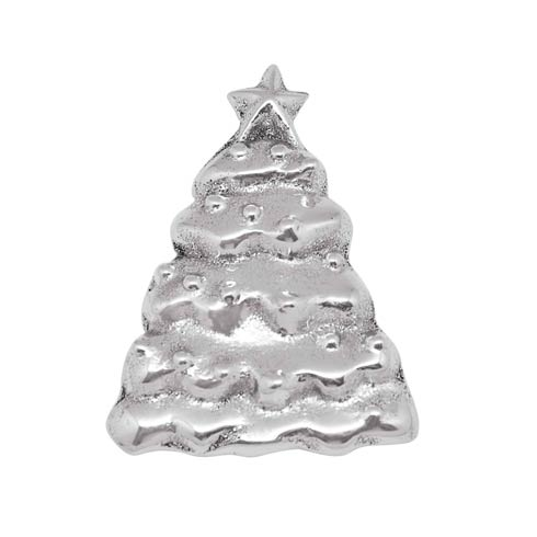 Mariposa Napkin Boxes and Weights Traditions Christmas Tree Napkin Weight $14.00