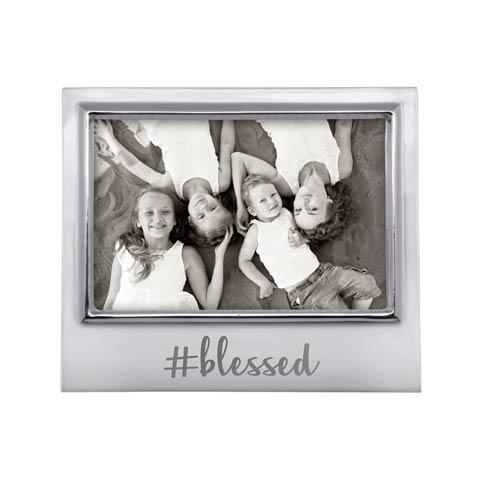 $49.00 #BLESSED 4x6 Frame