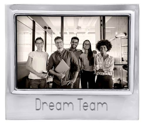 $49.00 DREAM TEAM Signature 4x6  Statement Frame