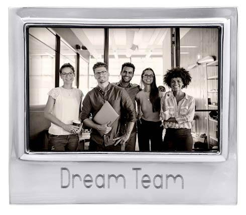 $49.00 DREAM TEAM Signature 4x6  Statement Frame