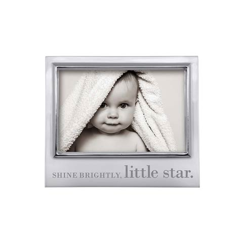$49.00 SHINE BRIGHTLY LITTLE STAR 4x6 Frame