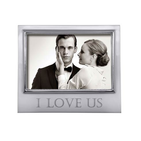 $49.00 I Love Us 4x6 Frame