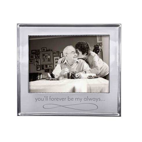 $48.30 Youll Forever Be My Always 5x7 Frame