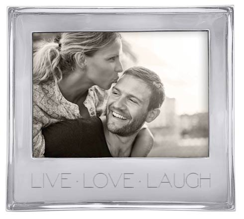 $69.00 LIVE LOVE LAUGH Signature 5x7 Statement Frame