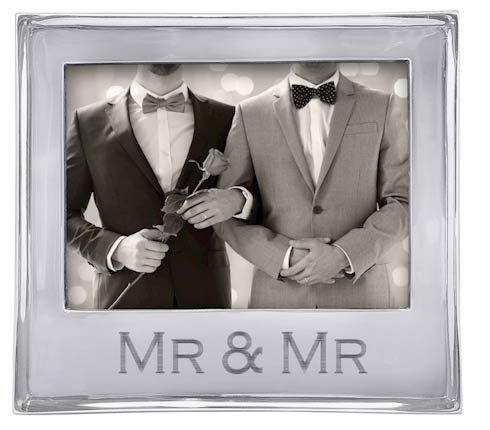 $69.00 MR & MR Signature 5x7 Statement Frame