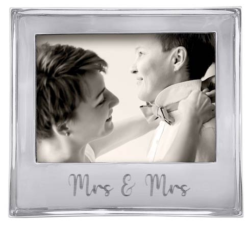 $69.00 MRS & MRS Signature 5x7 Statement Frame