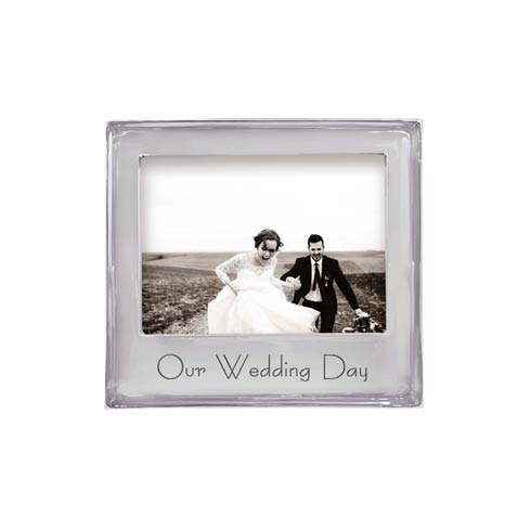 $69.00 OUR WEDDING DAY 5x7 Frame