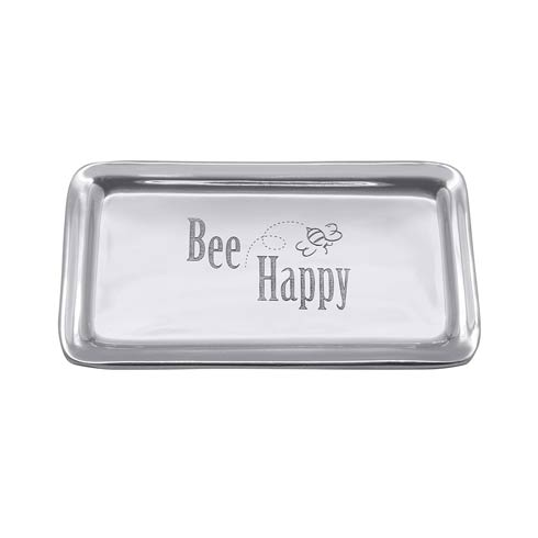 $39.00 BE HAPPY Statement Tray