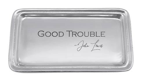 $39.00 Good Trouble John Lewis Statement Tray