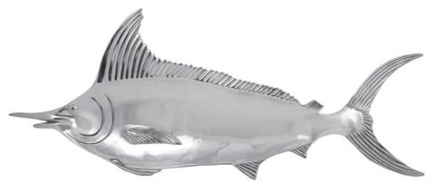 Mariposa Serving Trays and More High Seas Marlin Platter $116.00