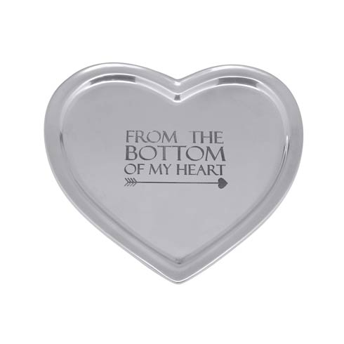 $43.00 From the Bottom of My Heart Tray