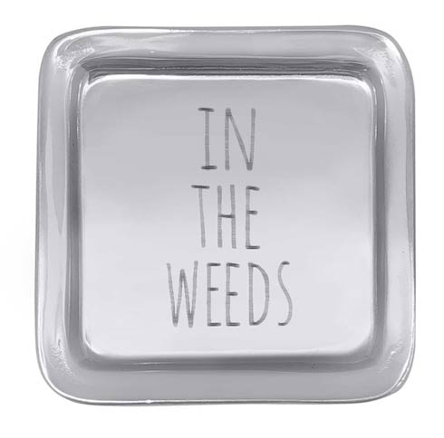 $29.00 IN THE WEEDS Signature Post-it-Note Holder
