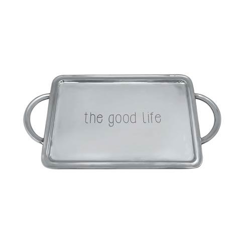 $98.00 THE GOOD LIFE Handled Tray