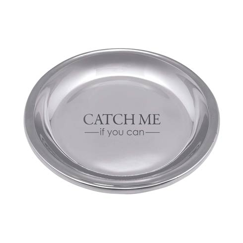 $37.80 CATCH ME IF YOU CAN Trinket Dish