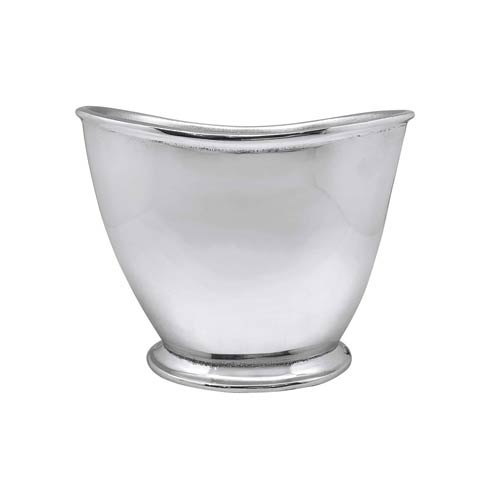 Mariposa Barware Signature Small Oval Ice Bucket $98.00