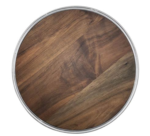 $239.00 Large Cheese Board with Dark Wood Insert