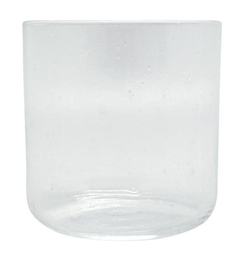 $24.00 Bellini Clear Lowball Glass