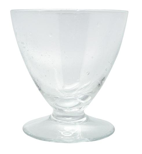 $39.00 Bellini Clear Footed Cocktail