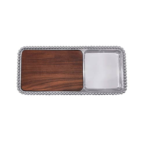 $164.00 Cheese & Cracker Server