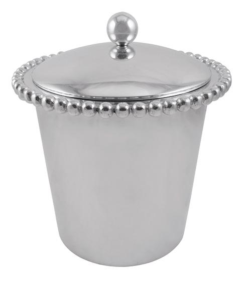 Mariposa Barware String of Pearls Pearled Ice Bucket $169.00