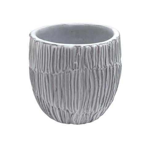 $20.30 Ceramic Salt Grass Round Vase