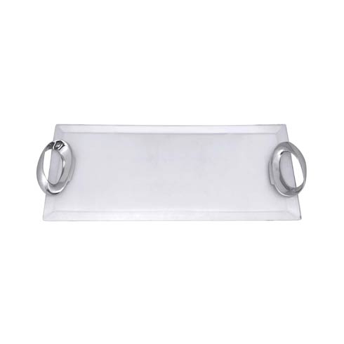 $55.30 Infinity Handle Acrylic Tray