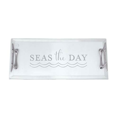 $98.00 Seas The Day Boat Cleat Handled