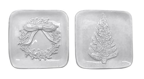 $59.00 Ceramic Christmas Dipping Dish