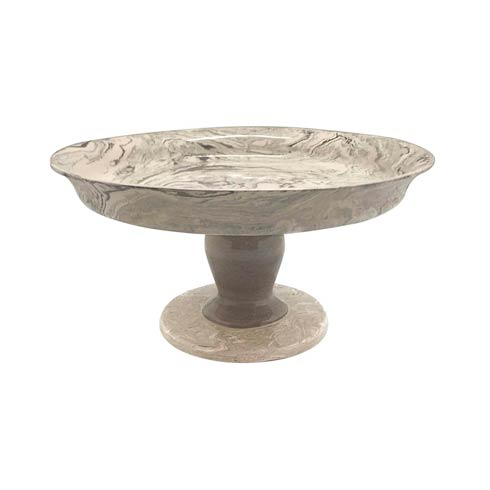 $145.00 Stone Marble Ceramic Medium Cookie Stand