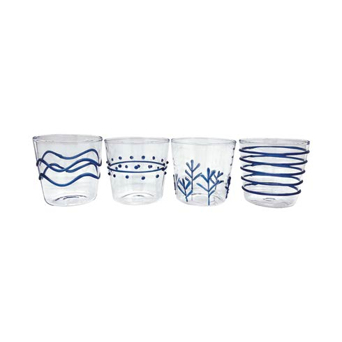 Applique Glass collection with 17 products