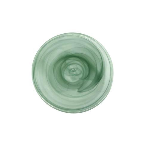 $18.00 Green Dessert Plate