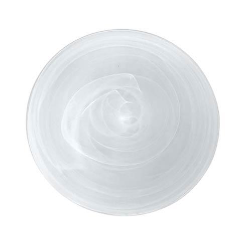 White Dinner Plate image