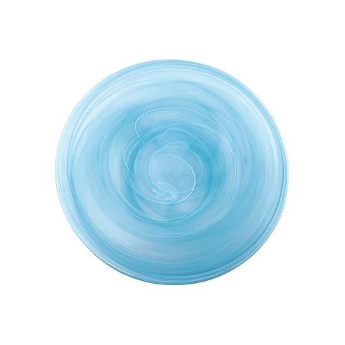 Aqua Dinner Plate image