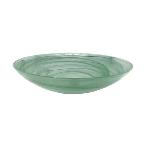 $59.00 Green Serving Bowl