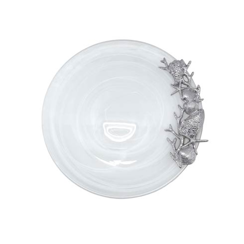 $98.00 White Seaside Platter