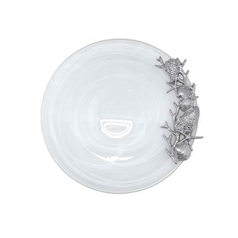 White Seaside Platter image