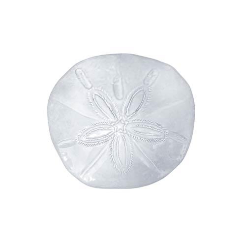 $39.00 Ceramic Sand Dollar Decorative Piece