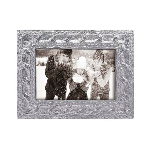 $64.00 Cable Knit 4x6 Frame