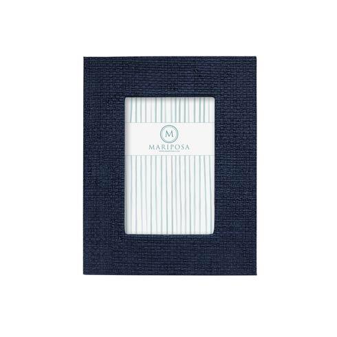 $86.00 Indigo Blue 4x6 Frame