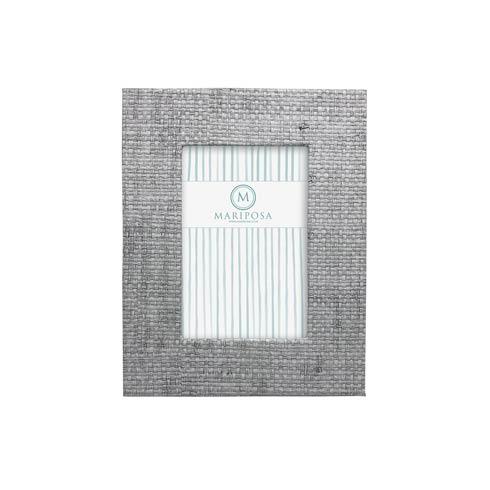$86.00 Pale Gray 4x6 Frame