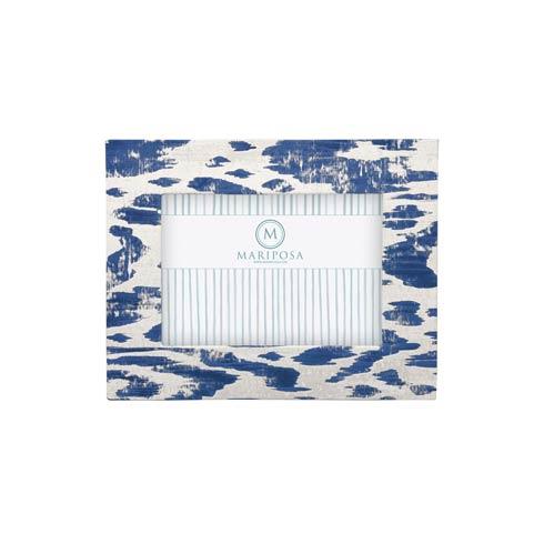 $120.00 Carlotta Blue 5x7 Frame